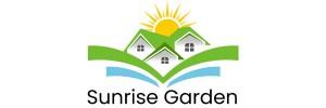 logo sunrise garden telaga kahuripan new